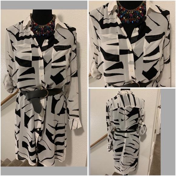 Dkny Dresses & Skirts - DKNY shirt dress